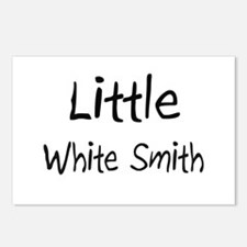 Little White Smith Postcards (Package of 8)