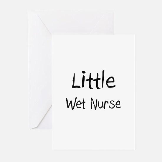 Little Wet Nurse Greeting Cards (Pk of 10)