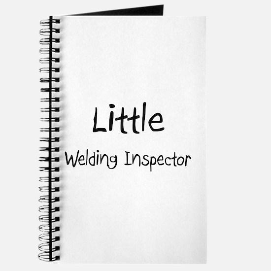 Little Welding Inspector Journal