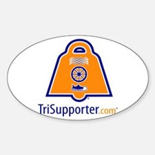 TriSupporter Cowbell Decal