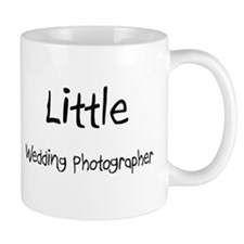 Little Wedding Photographer Mug