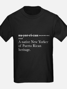 Nuyorican Definition T