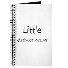 Little Warehouse Manager Journal