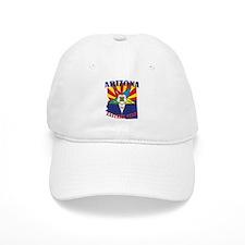 Arizona Flag Eastern Star Baseball Cap