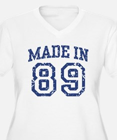 Made in 89 T-Shirt
