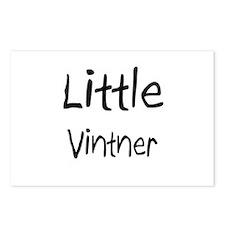 Little Vintner Postcards (Package of 8)