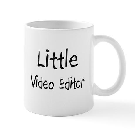 Little Video Editor Mug
