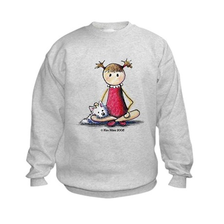 Kit & Kaboodle Kids Sweatshirt