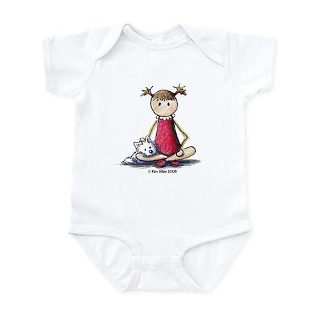 Kit & Kaboodle Infant Bodysuit