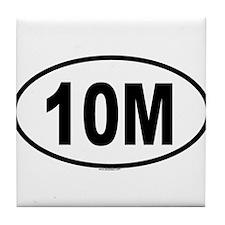10M Tile Coaster