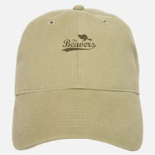 The Beavers Baseball Baseball Cap