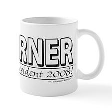 Mark Warner For President 2008 Mug