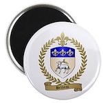 BELIVEAU Family Crest Magnet