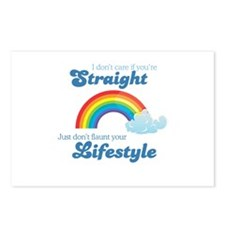 I don't care if you're straight Postcards (Package