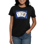 50th Gifts, 58 Queen! Women's Dark T-Shirt