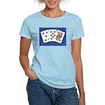 50th Gifts, 58 Queen! Women's Light T-Shirt