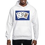 50th Gifts, 58 Queen! Hooded Sweatshirt