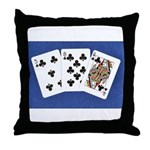 50th Gifts, 58 Queen! Throw Pillow