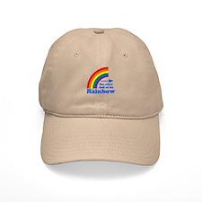 The other half of my rainbow Baseball Cap
