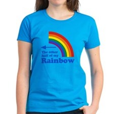 The other half of my rainbow Tee