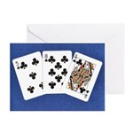 50th Birthday Party Invitation Covers (Pk of 10)
