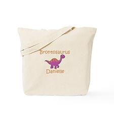 BrontosaurusDanielle Tote Bag