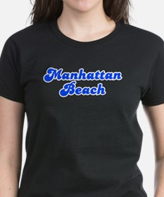 Retro Manhattan Be.. (Blue) Tee