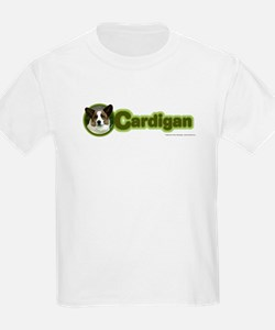 Cardigan Welsh Corgi Kids T-Shirt