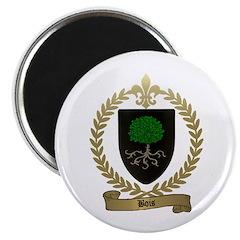 BOIS Family Crest Magnet