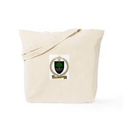 BOIS Family Crest Tote Bag