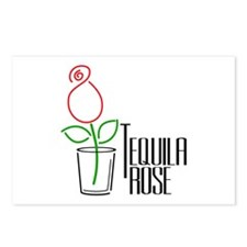 Tequila Rose Postcards (Package of 8)