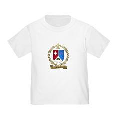 BOISVERT Family Crest T