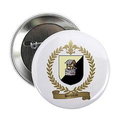 BONNEAU Family Crest Button