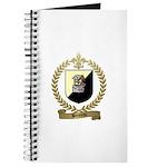 BONNEAU Family Crest Journal