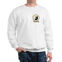BONNEAU Family Crest Sweatshirt
