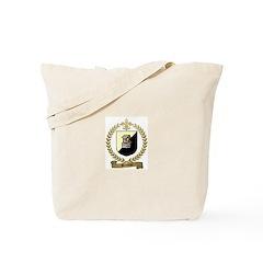 BONNEAU Family Crest Tote Bag