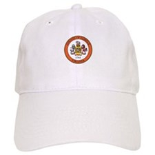FAIRFAX-COUNTY-SEAL Baseball Cap