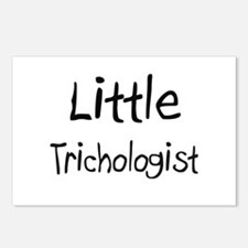 Little Trichologist Postcards (Package of 8)