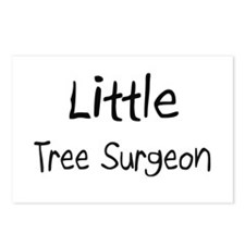 Little Tree Surgeon Postcards (Package of 8)