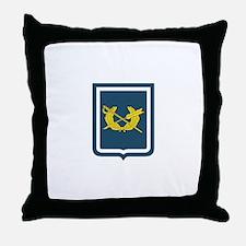 JUDGE-ADVOCATE-GENERAL-COA Throw Pillow