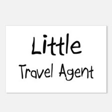 Little Travel Agent Postcards (Package of 8)
