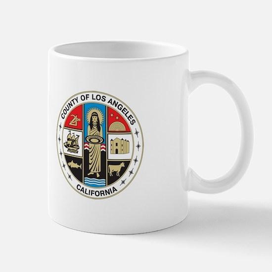LOS-ANGELES-COUNTY-SEAL Mug