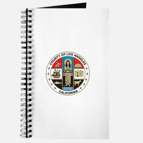 LOS-ANGELES-COUNTY-SEAL Journal