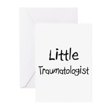 Little Traumatologist Greeting Cards (Pk of 10)