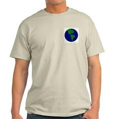 Blue-Green Earth T-Shirt