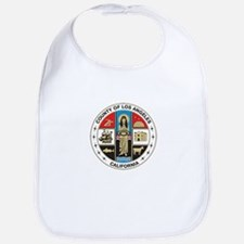 LOS-ANGELES-COUNTY-SEAL Bib