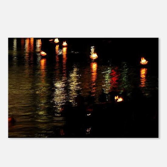 Waterfire_01 - Postcards (Package of 8)