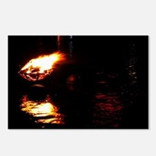 Fire - Postcards (Package of 8)