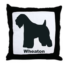 SOFTCOATED WHEATON Throw Pillow