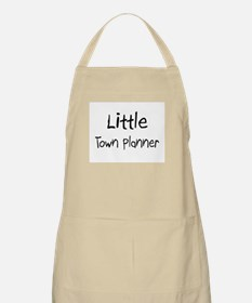 Little Town Planner BBQ Apron